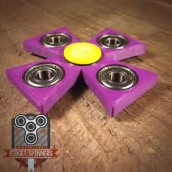 Spinner Fidget with Cross