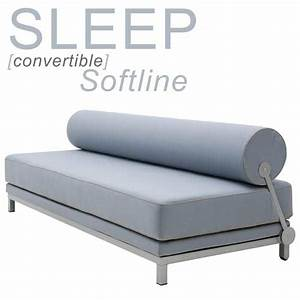 Canape lit sleep softline for Canapé lit simple