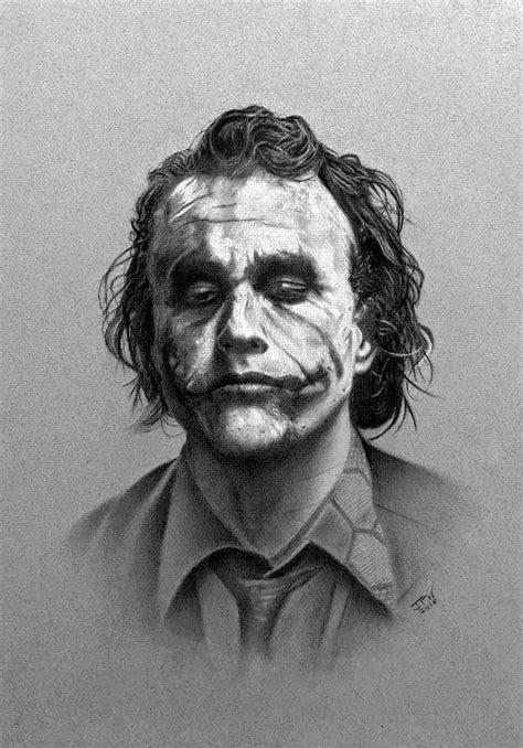 joker drawing  jpw artist