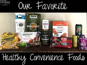 Our Family's Favorite Healthy Convenience Foods