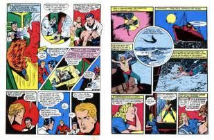 Comic Book Onomatopoeia Examples