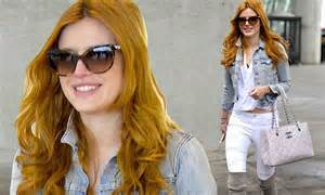 Bella Thorne Daily Mail