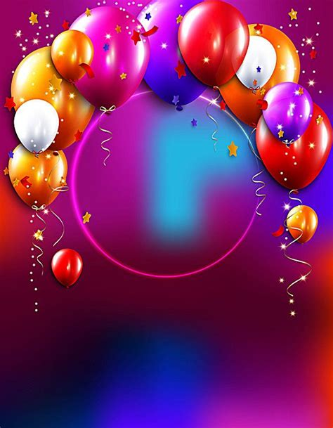 children colorful balloons vector celebrate holidays
