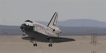 Shuttle Space Landing Land Crazy
