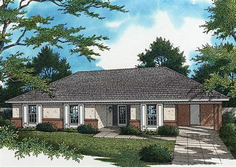 classic southern starter home br architectural designs house plans
