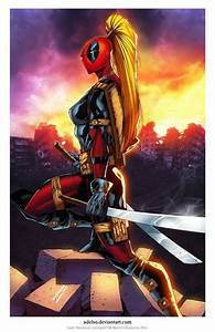 Lady Deadpool | Comics | Pinterest
