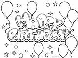 Coloring Birthday Happy Printable Sheet Disney Colouring Adults Boys Boy Sheets Number Staggering Happyy 10th Books Grade Adult Tom Card sketch template