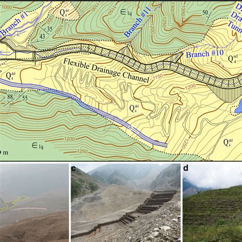 To turn on, supply power, or enable systems, equipment or devices to become active by normal operating controls; (PDF) Design and performance of a novel multi-function debris flow mitigation system in Wenjia ...