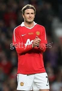 David Beckham images Manchester United v Juventus - Gary ...