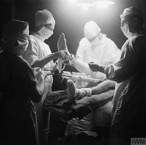 army british 1944 normandy medical corps royal war military surgeons hospital general wikipedia carry iwm second badge 24th embed history