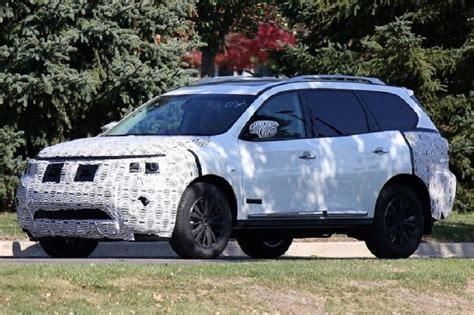 2019 Nissan Pathfinder  Interior, Redesign, Specs