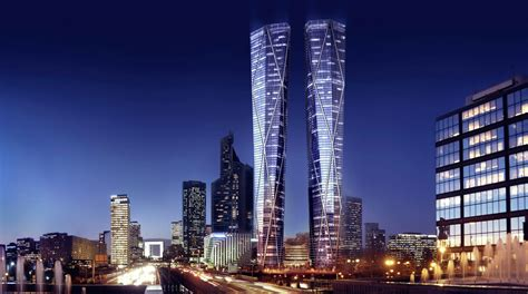 designer house plans 7 skyscrapers in la défense district in to lure