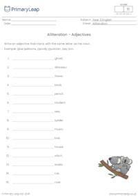 primary school worksheets primaryleapcouk