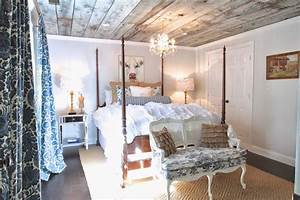 adding interest to your ceilings not just a housewife With barn wood rooms