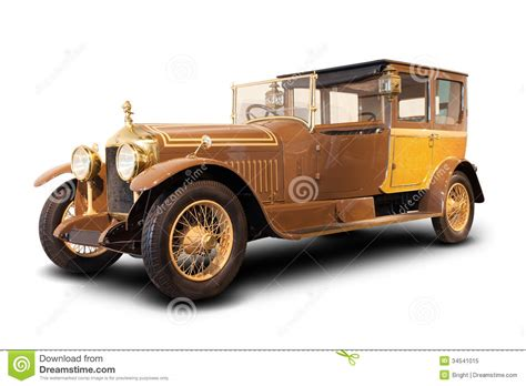 Old Classic Car Royalty Free Stock Photo