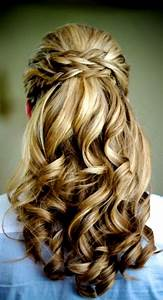 98 best images about Half Up / Half Down Updos on ...