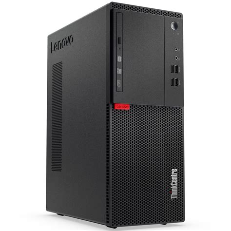 ordinateur de bureau compact lenovo thinkcentre m710 tour 10m9003xfr pc de bureau