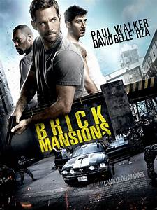 New international poster for 'Brick Mansions' starring ...