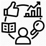 Competency Skills Icon Analysis Icons Ceo Manager