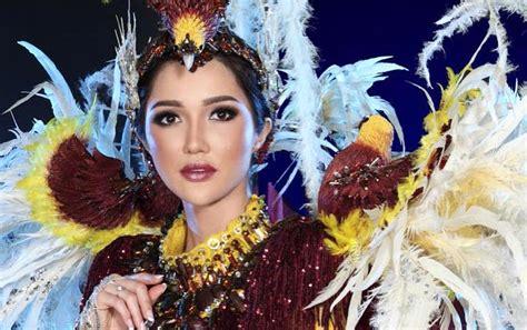 cenderawasih yang memesona di miss universe 2018 news from indonesia