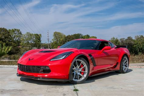 2018 Chevrolet Corvette  Our Review Carscom