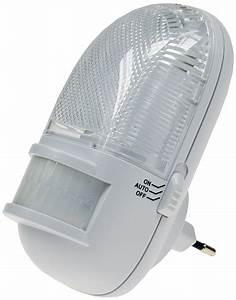 Nachtlicht Mit Steckdose : led nachtlicht mit bewegungsmelder f r 230v steckdose 110 ~ Watch28wear.com Haus und Dekorationen