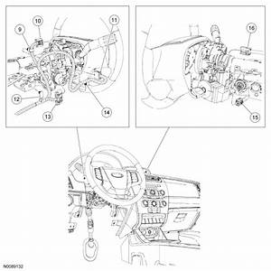 2001 Ford Focu Steering Column Wiring Diagram