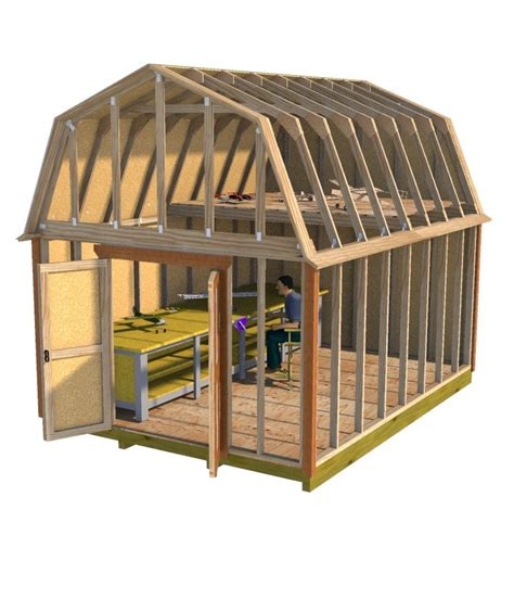 barn style shed plans 12x16 12x16 barn plans barn shed plans small barn plans 2019