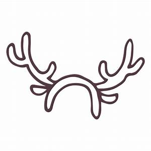 Reindeer antlers transparent - 10 transparent clip arts ...