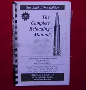 Reloading Ballistic Manuals Homestead Firearms  Winchester