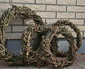 Kränze Binden Aus ästen : rebenkr nze einfach selber binden floristig ~ Lizthompson.info Haus und Dekorationen