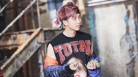 bts rap monster suffers injury sbs popasia