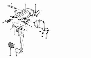 Clutch-brake Pedal Assy