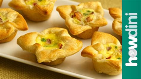 appetizers recipes appetizer recipes how to make onion tartlet appetizers youtube