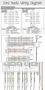 2007 Ford Ranger Radio Wiring Diagram