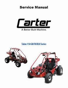 Carter Talon 150 Gx