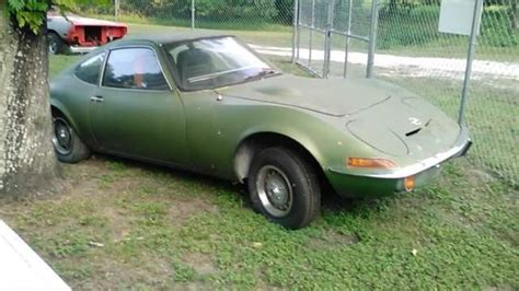 1971 Opel Gt For Sale by Opel Gt 1971 Project Car For Sale Opel Omega Gt 1971 For