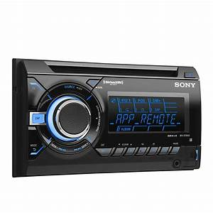 Auto Radio Sony : sony in dash cd car stereo iphone android wx gt80ui mtc factory outlet ~ Medecine-chirurgie-esthetiques.com Avis de Voitures