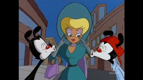 Here is a song from animaniacs about the beautiful hello nurse. Animaniacs - Hello Nurse Song (Italian) - YouTube