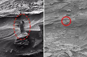 Nasa photo appears to show female ghost-figure on Mars ...