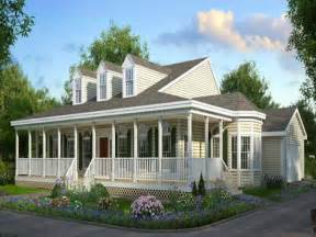 country home plans with wrap around porches best one story house plans one story house plans with