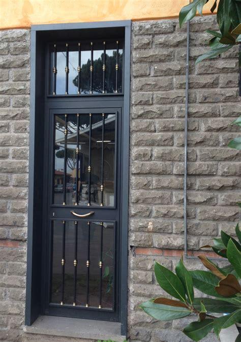 porte ferro e vetro portoncini in ferro battuto e vetro vl15 187 regardsdefemmes