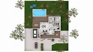 Plan Maison Design 3d