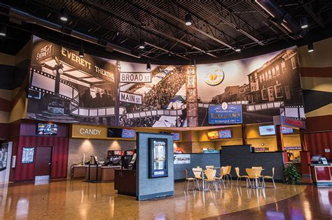 westown movies studio  design