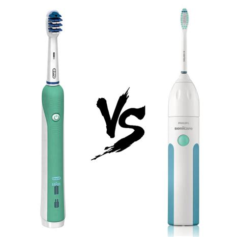 Best Electric Toothbrush B Vs Sonicare Who Makes The Best Electric Toothbrush