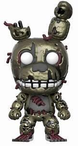 Five Nights At Freddy39s Dark Springtrap US Exclusive Pop