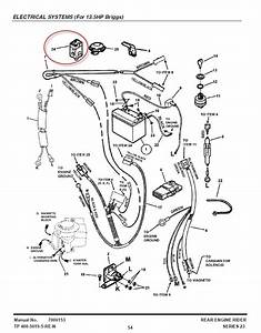 Wiring Diagram For Snapper Riding Lawn Mower