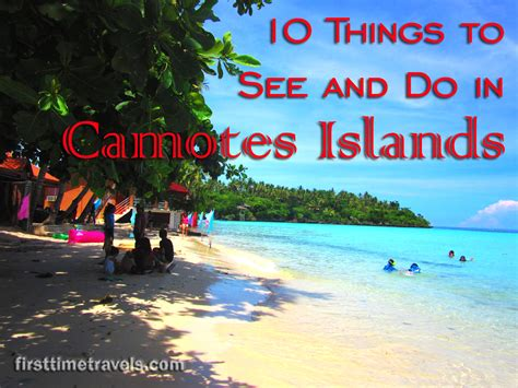10 Things to See in Camotes Islands. | First-Time Travels