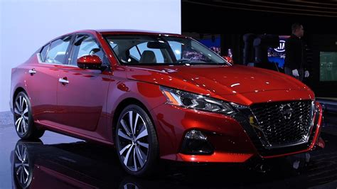 Nissan 2019 : 2019 Nissan Altima Preview