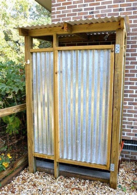 ablution life goals outdoor shower enclosure outdoor